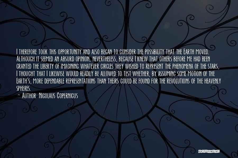 Nicolaus Copernicus Quotes 612996