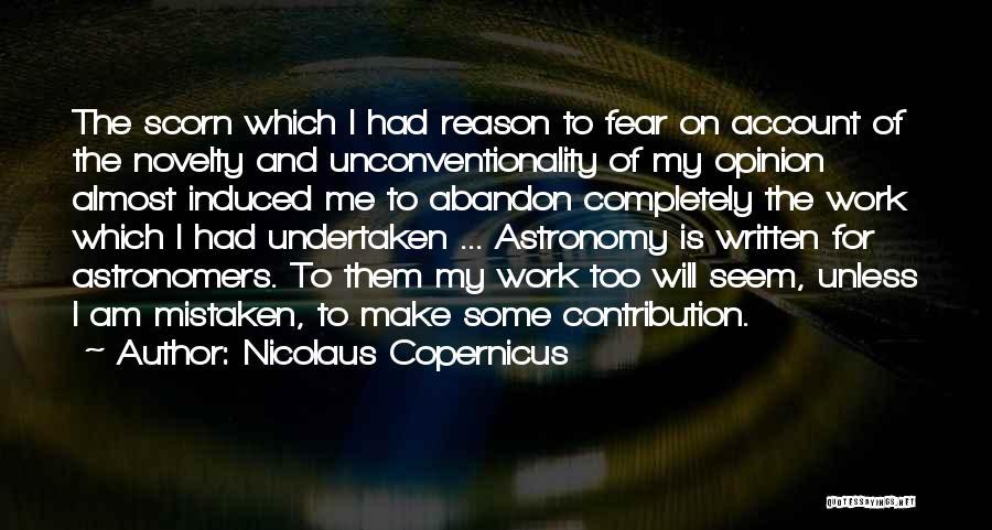Nicolaus Copernicus Quotes 654264