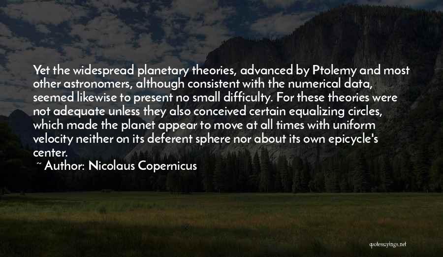 Nicolaus Copernicus Quotes 661834