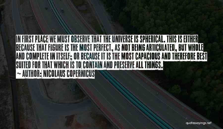Nicolaus Copernicus Quotes 675084