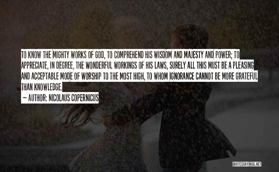 Nicolaus Copernicus Quotes 788928