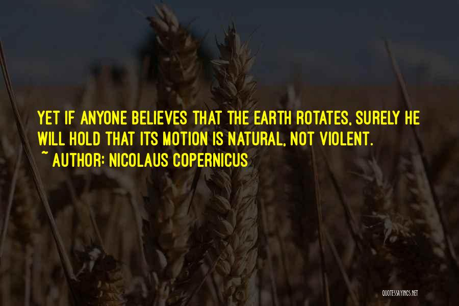 Nicolaus Copernicus Quotes 91699