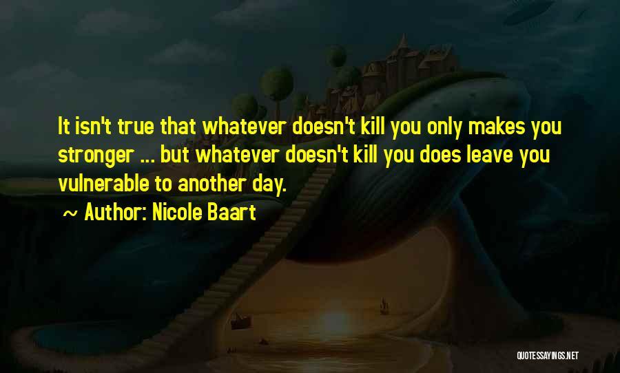 Nicole Baart Quotes 761275