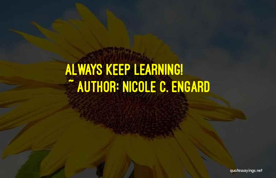 Nicole C. Engard Quotes 581265