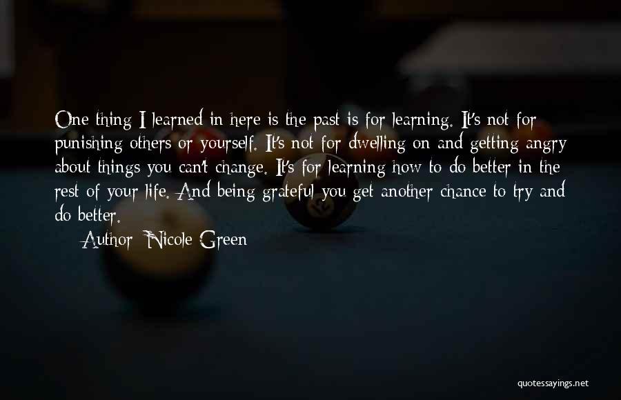 Nicole Green Quotes 1628228