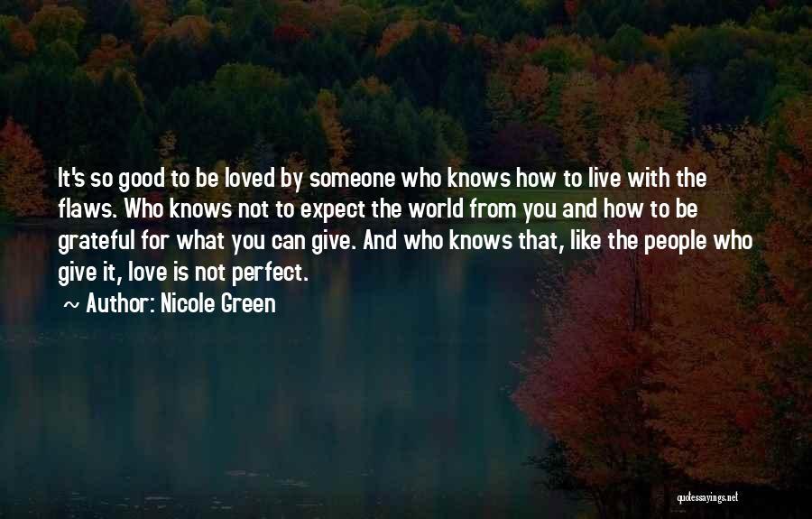 Nicole Green Quotes 2126452