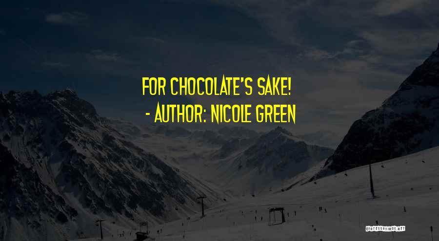 Nicole Green Quotes 656253