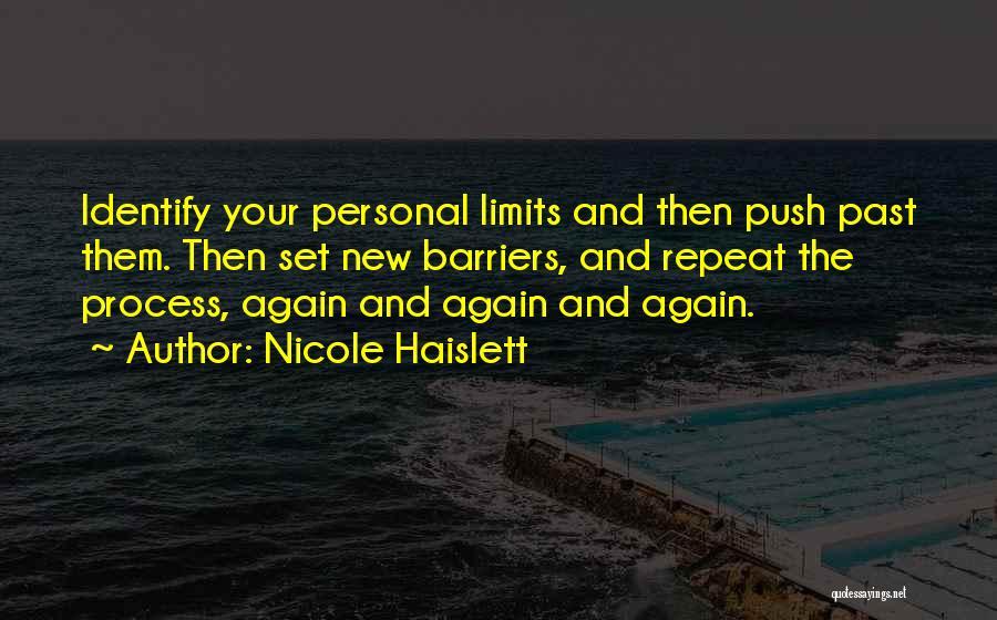 Nicole Haislett Quotes 161452
