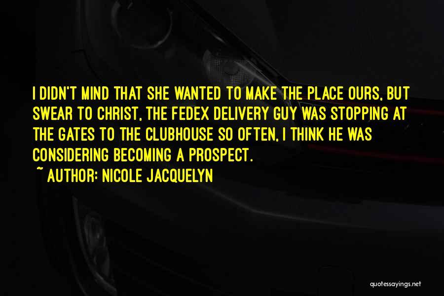 Nicole Jacquelyn Quotes 1631768