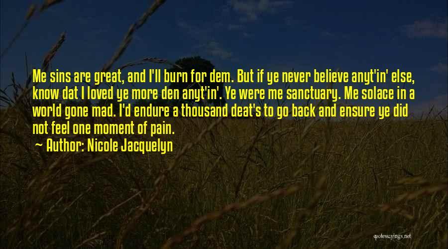 Nicole Jacquelyn Quotes 1707204