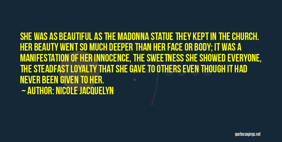 Nicole Jacquelyn Quotes 2103492