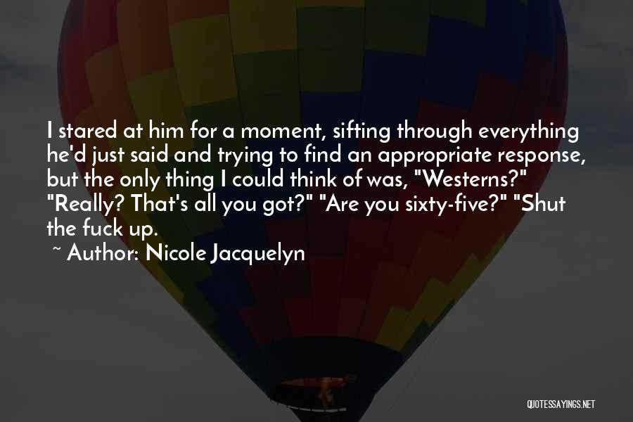 Nicole Jacquelyn Quotes 768721