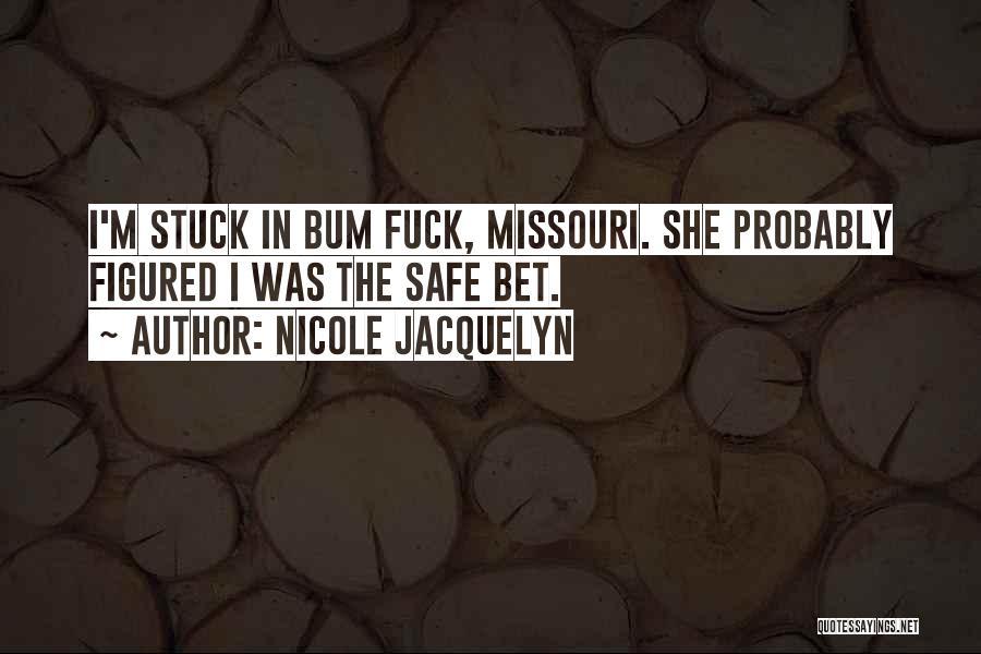 Nicole Jacquelyn Quotes 874117
