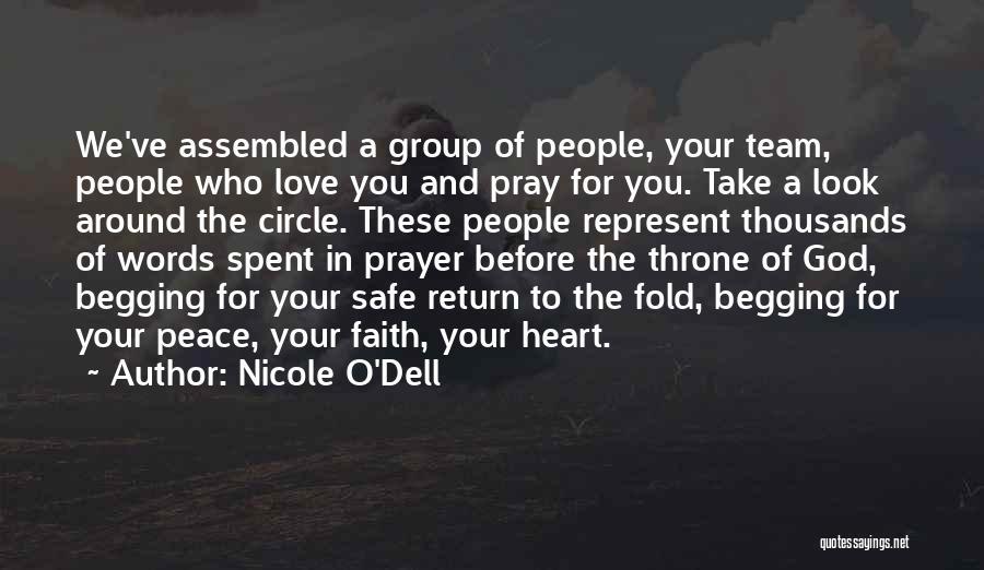 Nicole O'Dell Quotes 1523215
