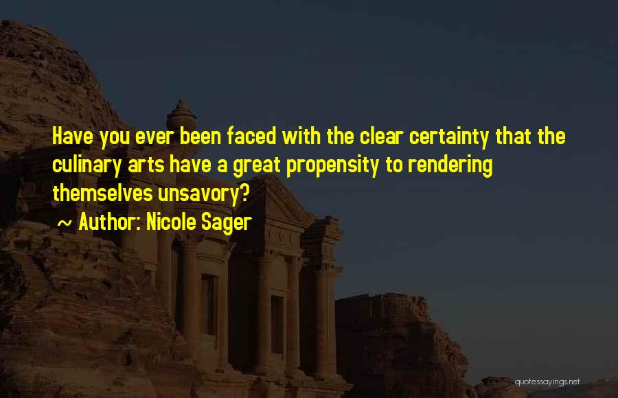 Nicole Sager Quotes 1051548