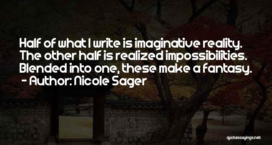 Nicole Sager Quotes 110019