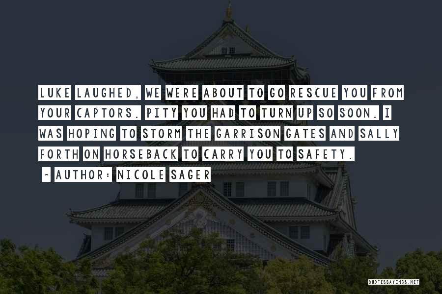 Nicole Sager Quotes 1291715