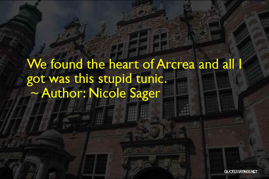 Nicole Sager Quotes 1454742