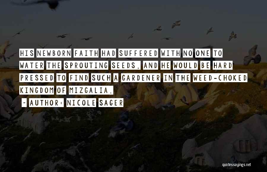 Nicole Sager Quotes 1570623
