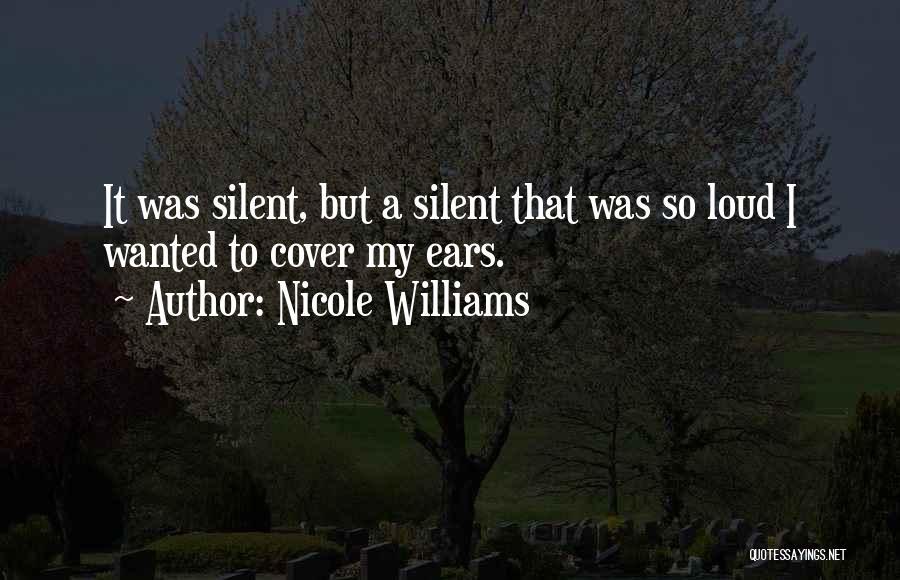 Nicole Williams Quotes 1014307