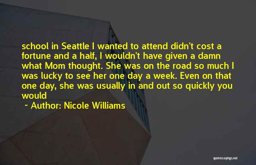 Nicole Williams Quotes 107874