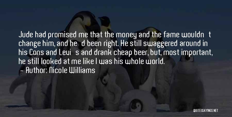 Nicole Williams Quotes 1185229