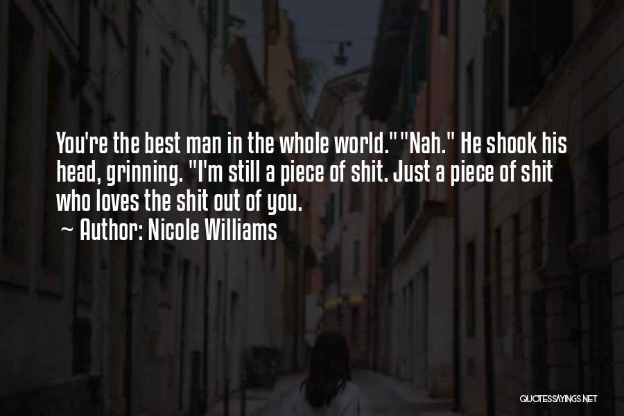 Nicole Williams Quotes 1234135