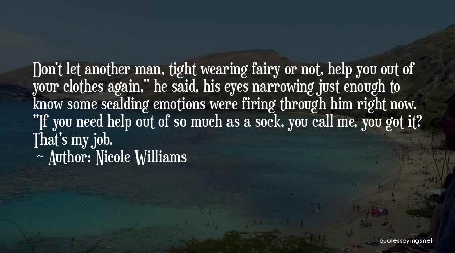 Nicole Williams Quotes 1244255
