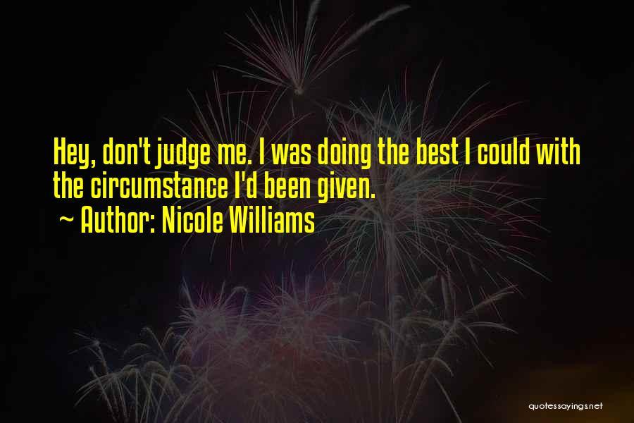 Nicole Williams Quotes 1289492