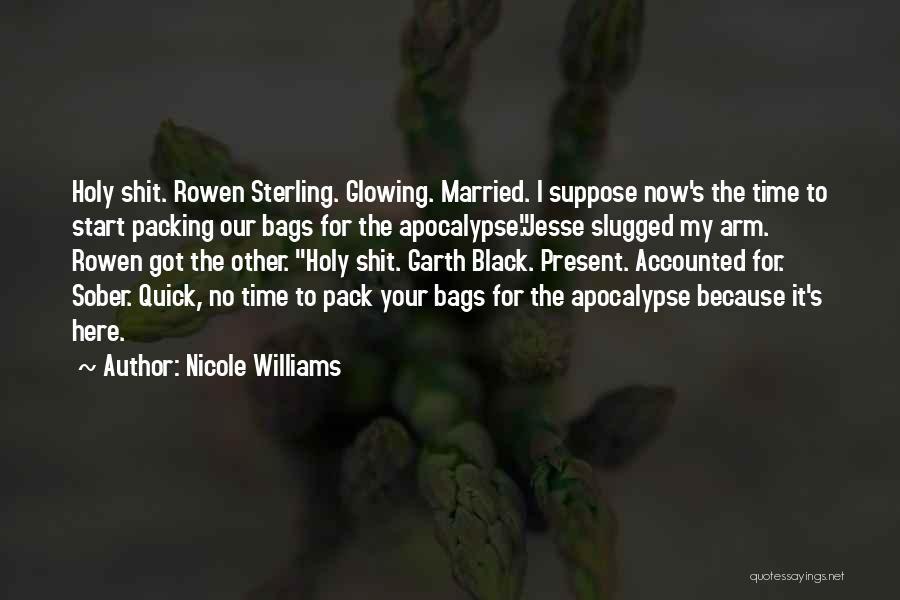 Nicole Williams Quotes 1337707