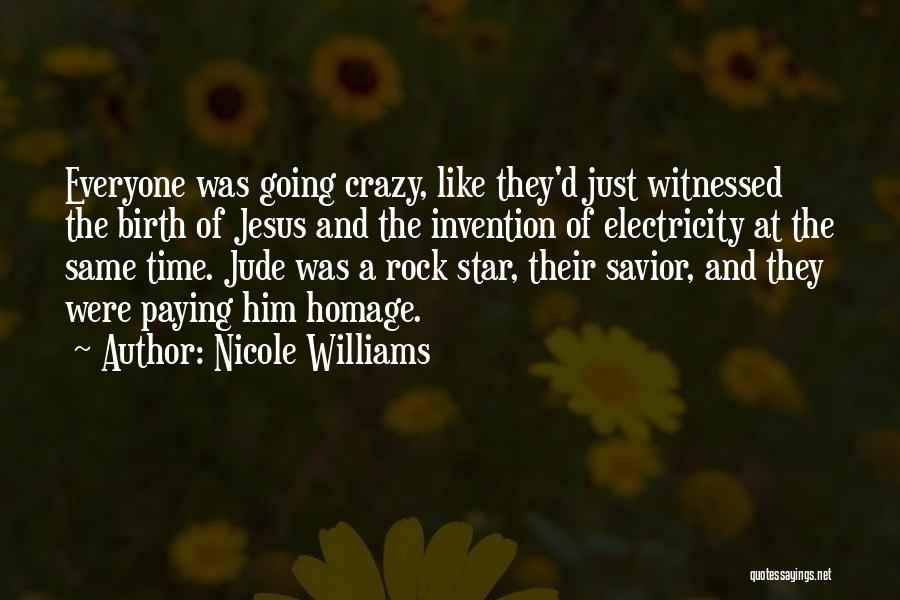 Nicole Williams Quotes 137353