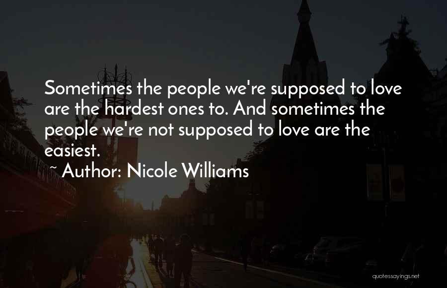 Nicole Williams Quotes 1502761