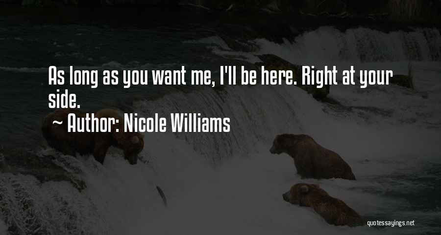 Nicole Williams Quotes 1644791