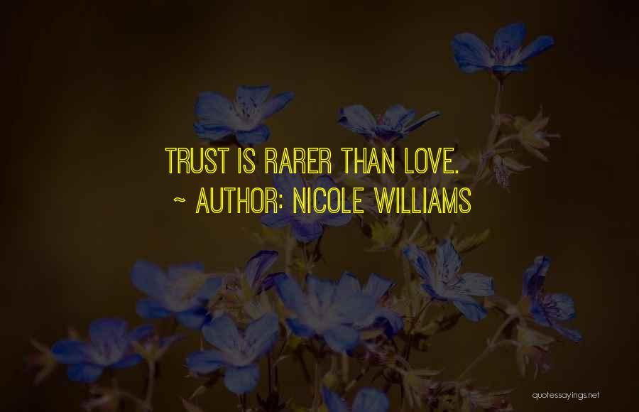 Nicole Williams Quotes 1758194