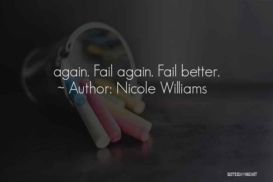 Nicole Williams Quotes 1895059