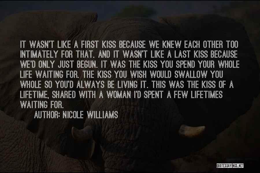 Nicole Williams Quotes 1972283