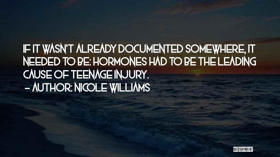 Nicole Williams Quotes 2009189