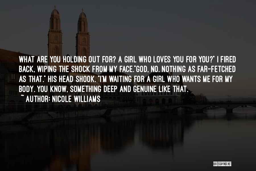 Nicole Williams Quotes 2019483