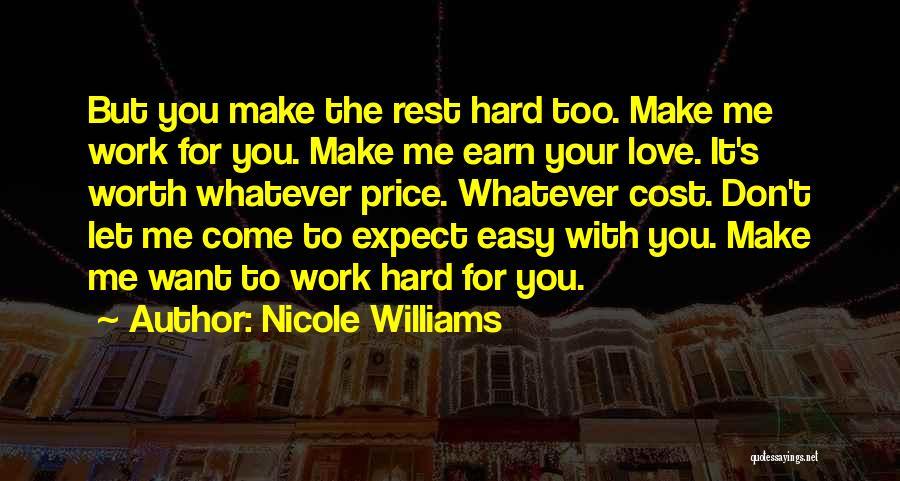 Nicole Williams Quotes 2109072