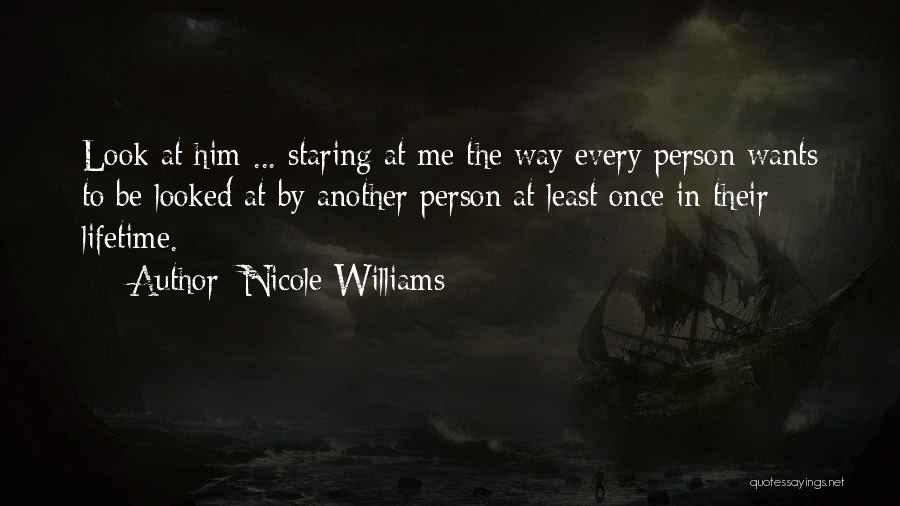 Nicole Williams Quotes 2114267