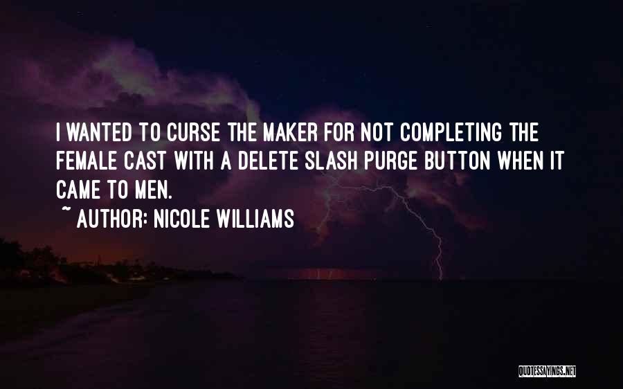Nicole Williams Quotes 2159831