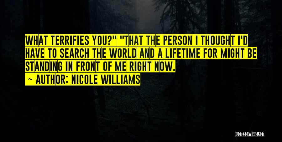 Nicole Williams Quotes 241740