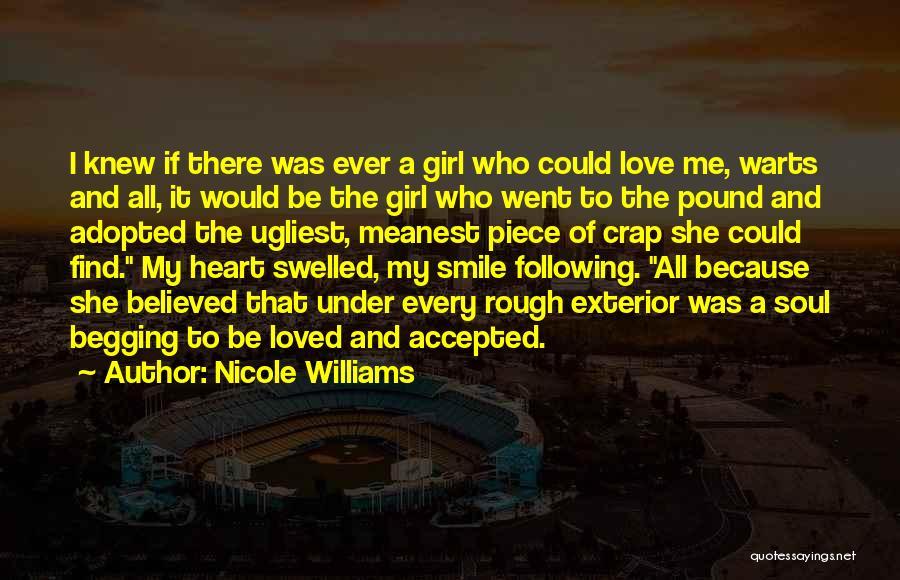 Nicole Williams Quotes 448876