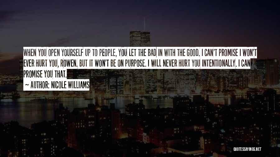 Nicole Williams Quotes 491985
