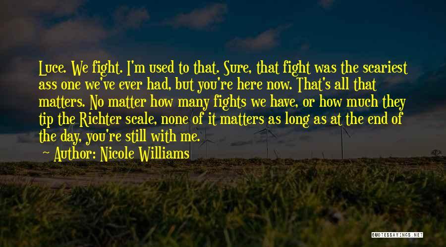 Nicole Williams Quotes 833566