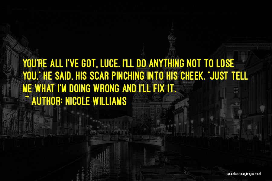 Nicole Williams Quotes 861824