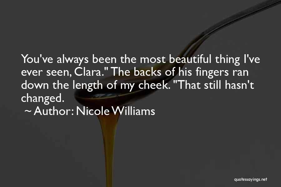 Nicole Williams Quotes 879699