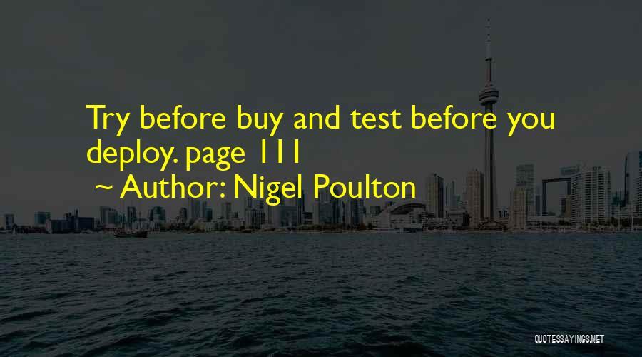 Nigel Poulton Quotes 2056510
