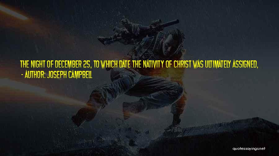 Night Darkness Quotes By Joseph Campbell