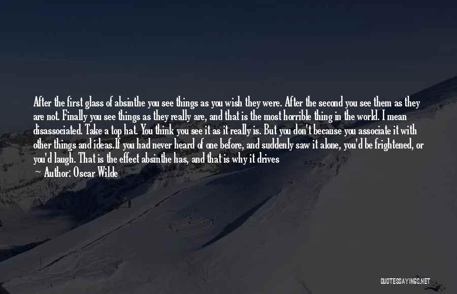Night Drives Quotes By Oscar Wilde